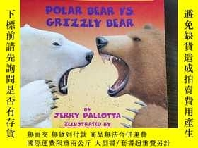 二手書博民逛書店Polar罕見Bear vs. Grizzly Bear (Who Would Win?)Y10980 Who