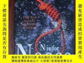 二手書博民逛書店N罕見is for Noose(稀見原版)Y85718 Sue