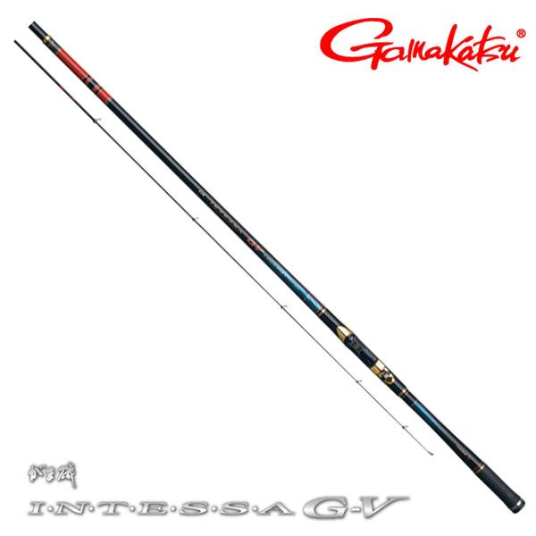 漁拓釣具 GAMAKATSU 磯 INTESSA G-V 1.5-5.0 [磯釣竿] [送3000元折價券]