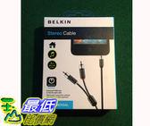 [美國直購 ShopUSA] Belkin Audio Cable for iPod & iPhone - Speaker Device 7 ft - Stereo Cable $639
