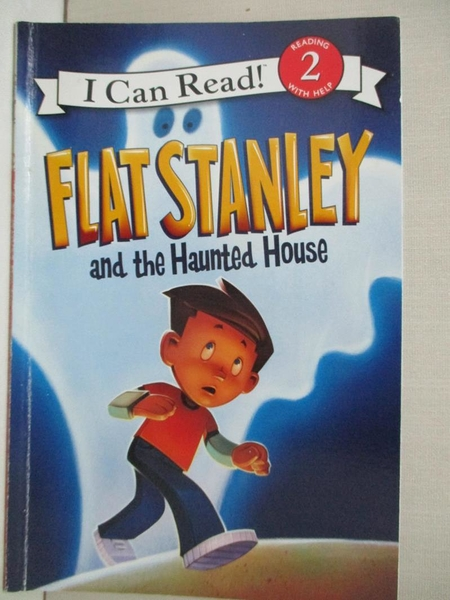 【書寶二手書T1/原文小說_DIW】Flat Stanley and the Haunted House_Brown, Jeff (CRT)/ Pamintuan, Macky (ILT)/ Houra