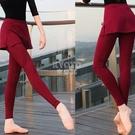 快速出貨標準身材舞蹈練功褲女芭蕾舞裙帶短褲成人黑色形體服跳舞褲