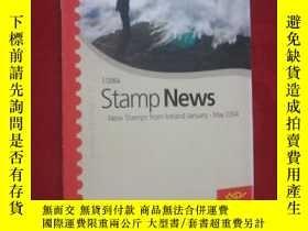 二手書博民逛書店Stamp罕見News 2004年第1期Y19945