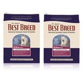 BEST BREED 貝斯比 全齡犬 無穀鮭魚+蔬果配方 6.8kg X 2包