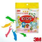 【3M】兒童安全牙線棒 (袋裝)38支