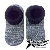 Polarstar 防滑室內保暖襪 黑 室內拖│雪襪 P16637