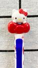 【震撼精品百貨】凱蒂貓_Hello Kitty~日本SANRIO三麗鷗 KITTY 造型自動鉛筆-緞帶#15515