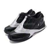 Reebok 籃球鞋 Answer V OG 黑 銀 5代 男鞋 Allen Iverson 艾佛森 【PUMP306】 DV6960