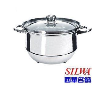 【西華】26CM免火再煮鍋304不鏽鋼ESW-026ST-1/ESW-026ST