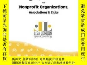 二手書博民逛書店Using罕見Quickbooks For Nonprofit Organizations Association