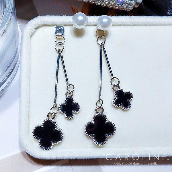《Caroline》★韓國熱賣造型時尚高雅大方設計 耳環70641