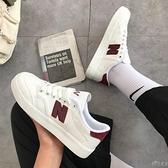 爆款N字帆布鞋女2021夏季新款學生休閒小白鞋韓版ulzzang百搭板鞋 小時光生活館