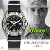 瑞士Traser Special Force 100 軍錶-(公司貨) #105481