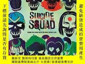 二手書博民逛書店Suicide罕見Squad: Behind the Scene