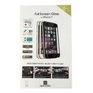 【漢博】POWER SUPPORT iPhone 7 專用 Full Screen Glass 螢幕玻璃保護膜-黑框
