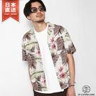 渡假風短袖襯衫 休閒花襯衫 5色