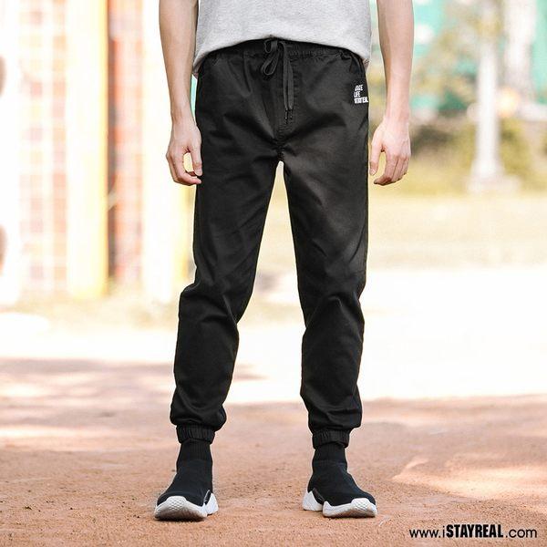 STAYREAL STAYREAL 真實本色縮口褲