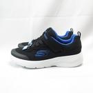 Skechers DYNAMIG2.0 中童鞋 97786LBKRY 黑藍【iSport愛運動】