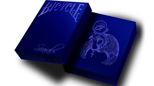 【USPCC 撲克】Scarabs Special Edition Ruby 紅寶石/Sapphire 藍寶石