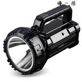 LED強光手電筒可充電探照燈超亮戶外Y-2887