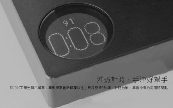 FELLOW STAGG EKG 電子溫控手沖壺600ml-霧面白