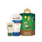【Aveeno 艾惟諾】聖誕限量存錢筒禮盒 (高效舒緩護手霜100g+燕麥保濕乳30g)效期2023.01【淨妍美肌】
