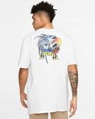 Hurley M CRE BLUEFIN SS WHITE T恤-白(男)