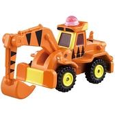 迪士尼小汽車 DM-09 跳跳虎挖土機