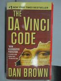 【書寶二手書T5/原文小說_IRN】The Da Vinci Code_Dan Brown