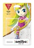 Wii U 薩爾達傳說系列 近距離無線連線 NFC 連動人偶玩具 amiibo 薩爾達公主 風之律動 【玩樂小熊】