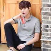 2020夏季新款韓版休閒男式polo衫男士t恤短袖男士短袖