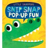 Snip Snap Pop-Up Fun 尋找好朋友 厚紙立體書