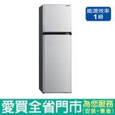 (1級能效)三菱273L雙門變頻冰箱MR-FV27EJ-SL-C含配送到府+標準安裝【愛買】