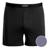 【DADADO】基礎系列MODAL纖維 M-LL 長版四角褲(舒適灰)(未滿2件恕無法出貨,不可退換貨)