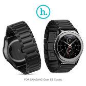 ~愛瘋潮~HOCO SAMSUNG Gear S2 Classic 格朗錶帶三珠款黑色