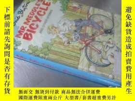 二手書博民逛書店Mr.罕見Meddle s Bicycle and Other Stories【32開精裝 英文原版】Y164
