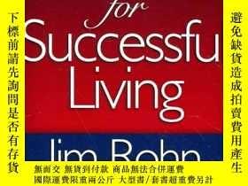 二手書博民逛書店My罕見Philosophy for Successful Li