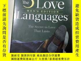 二手書博民逛書店The罕見5 Love Languages Men s Edit