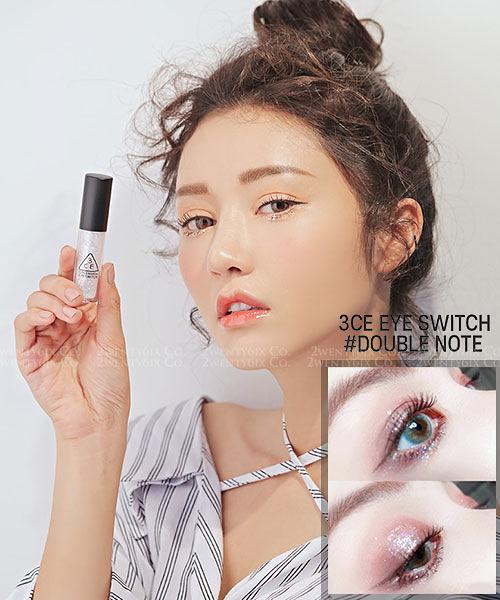 【2wenty6ix】韓國 3CE 一滴淚 珠光臥蠶 液體眼影 #Double Note