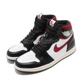Nike Air Jordan 1 Retro High OG Gym Red 黑 紅 白 喬丹1代 男鞋 運動鞋【PUMP306】 555088-061