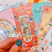正版迪士尼 Q版公主系列 白雪公主 造型磁鐵一入書夾 書籤夾 書籤 磁鐵書夾 COCOS KS180