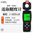 照度計 希瑪照度計測光儀照度儀亮度計測試儀器流明表數字光照度計高精度
