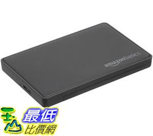 [8美國直購] 硬盤盒 AmazonBasics 2.5-inches SATA HDD or SSD Hard Drive Enclosure - USB 3.0