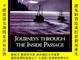 二手書博民逛書店Journeys罕見Through the Inside Passage: Seafaring Adventure