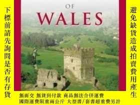 二手書博民逛書店【罕見】The Medieval Castles Of Wales ;2011年出版Y171274 John
