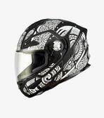 [東門城] SOL SF5 SF-5 巴比倫 消光黑/白 全罩式 安全帽 內襯全可拆洗 雙D扣 內鏡片