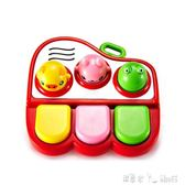 小小音樂家兒童電子琴玩具女孩音樂早教玩具嬰兒童帶6首音樂 潔思米