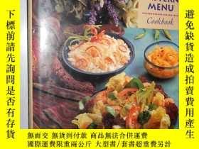 二手書博民逛書店The罕見Far Eastern Menu Cookbook 英