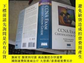 二手書博民逛書店CCNA罕見EXAM CERTIFICATION GUIDE (