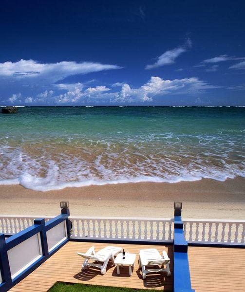 (萬里)白宮行館沙灘渡假村-平日奢華villa雙人房住宿券